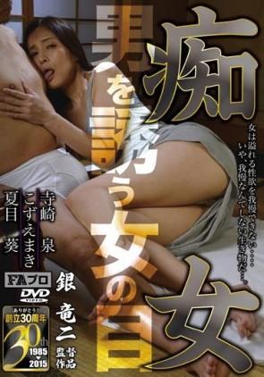 【モザ有】 痴女 男を誘う女の目 寺崎泉 こずえまき 夏目葵