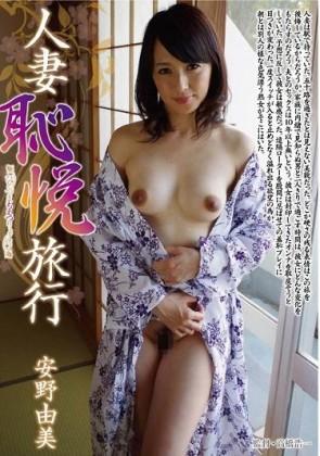 【モザ有】 人妻恥悦旅行 安野由美