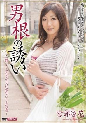 【モザ有】 男根の誘い 宮部涼花