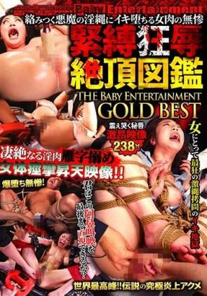 【モザ有】 絡みつく悪魔の淫縄にイキ堕ちる女肉の無惨 緊縛狂辱絶頂図鑑 THE Baby Entertainment GOLD BEST