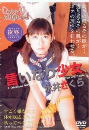 スカイエンジェル Vol.4 : 永井さくら